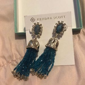 NWT- Kendra Scott Decker earrings